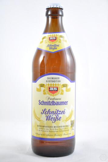 Birra Schnitzlbaumer Schnitzei Weisse 50cl