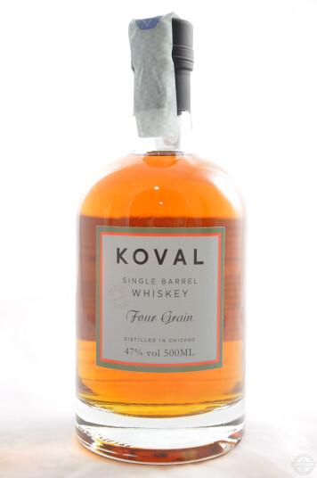 Whiskey Koval Four Grain Whiskey 50cl