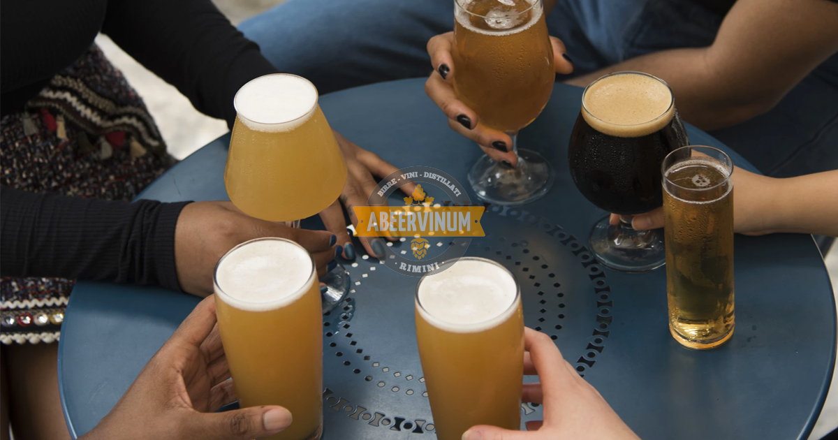 Ad ogni stile di birra il suo bicchiere