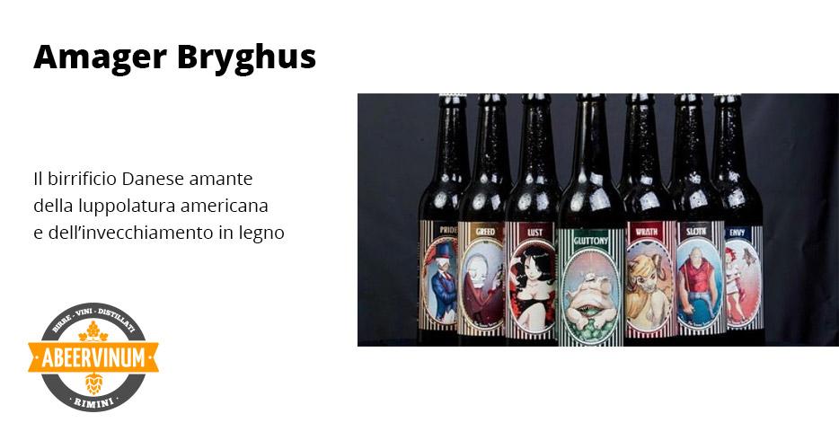 Amager Bryghus: una birra danese