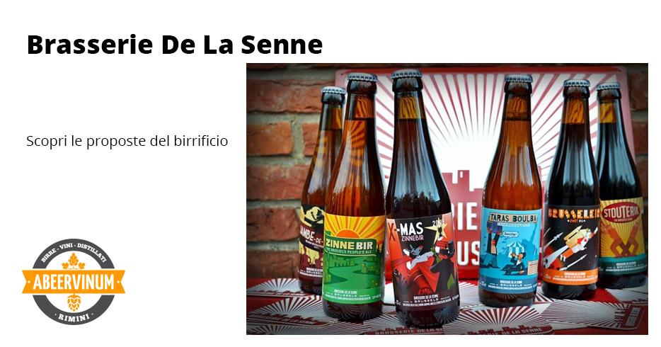 Birrificio Brasserie De La Senne