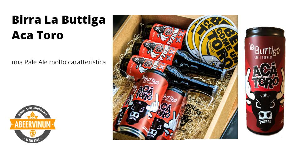 Birrificio La buttiga - Birra Aca Toro