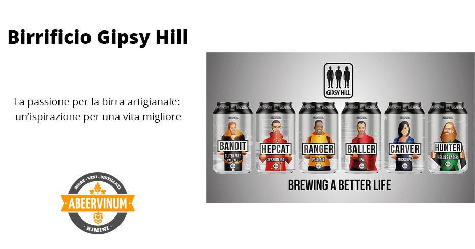 Gipsy Hill, la passione per la birra artigianale