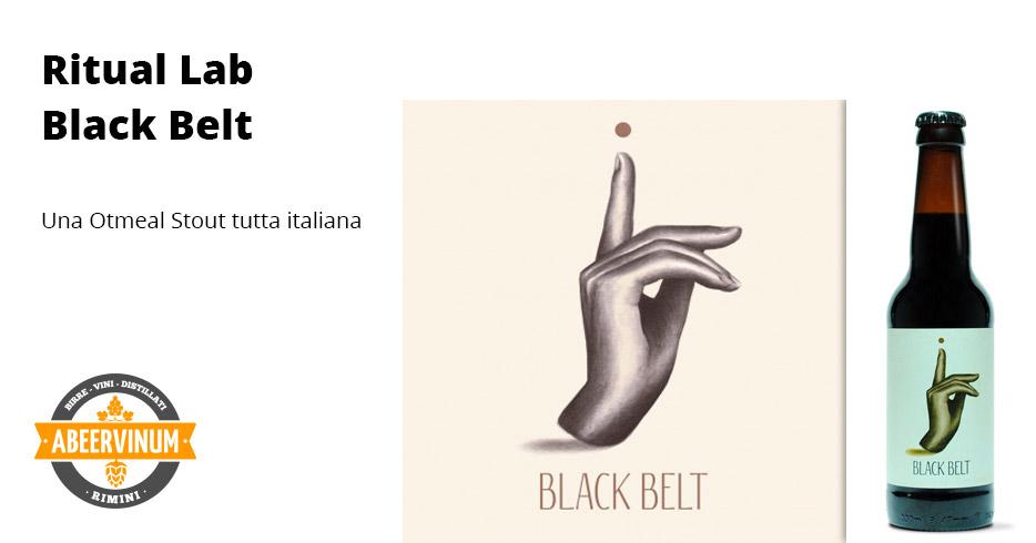 Birrificio Ritual Lab - Black Belt