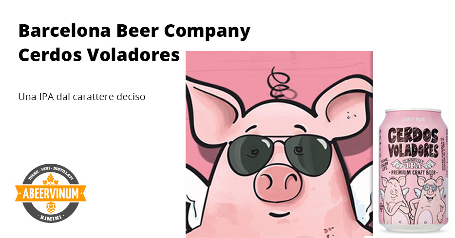 Barcelona Beer Company - Cerdos Voladores