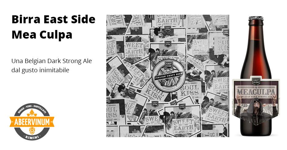 Birrificio East Side - Birra Mea Culpa