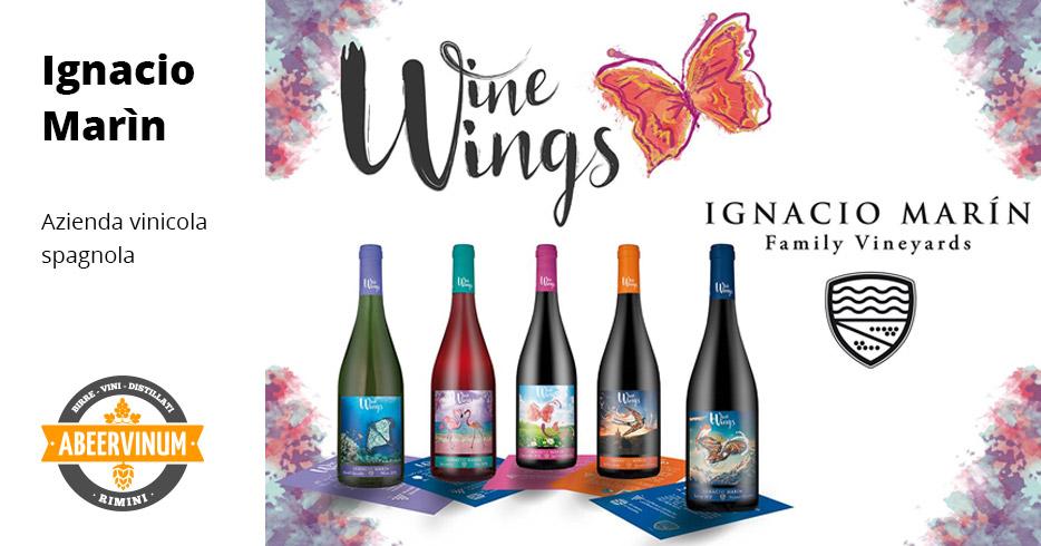 Novità: Ignacio Marìn  - Wine Wings