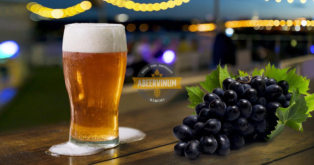 """Italian Grape Ale – IGA: Uno stile """"Made In Italy"""" dove il luppolo incontra l'uva!"""