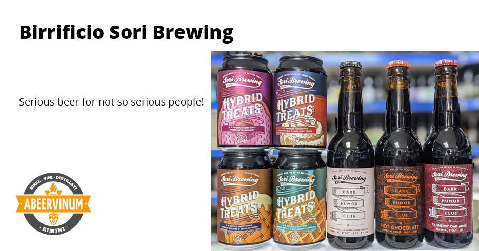 Birrificio Sori Brewing