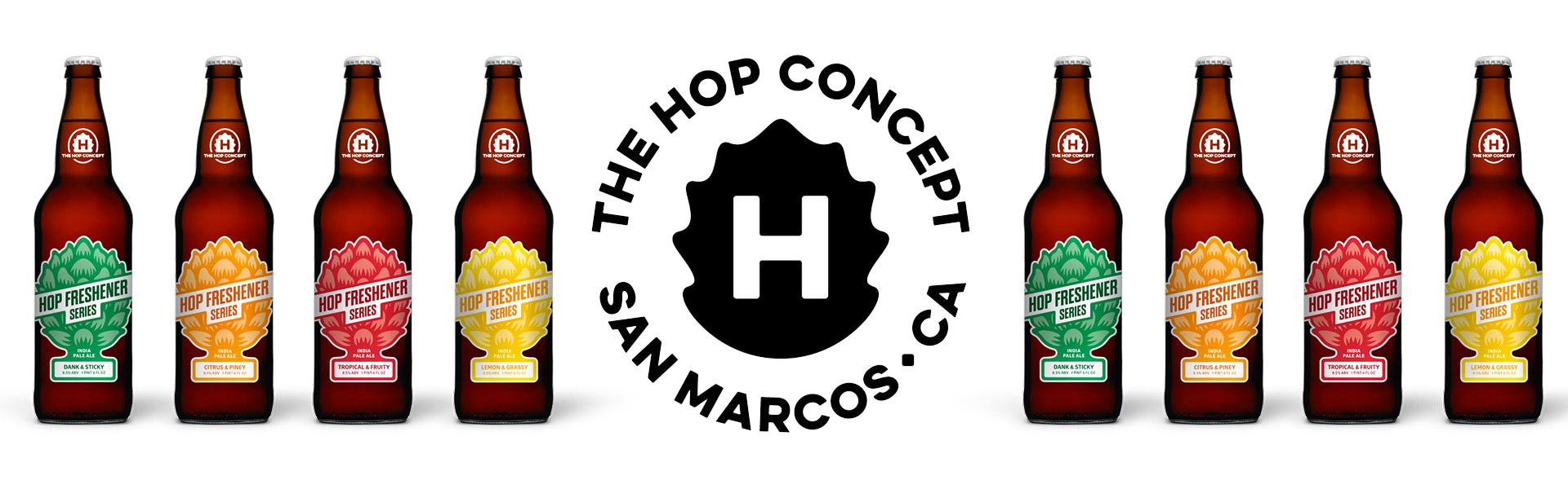 Birrificio The Hop Concept