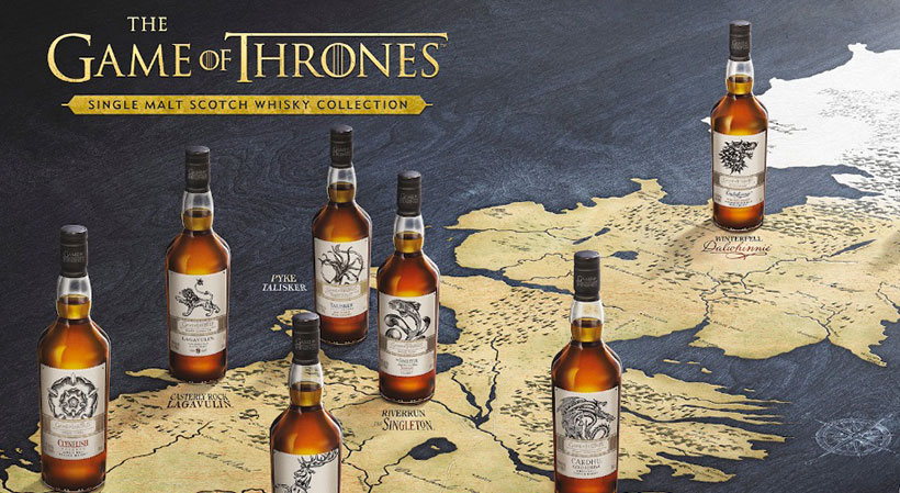 Whisky Game of Thrones